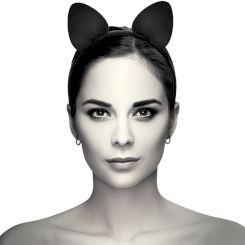 Coquette Chic Desire Headband With Cat...