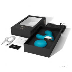 Lelo Hugo Prostate Massager Ocean Blue