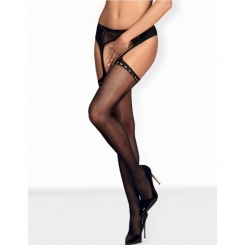 Obsessive - S314 Garter Stockings S/m/l
