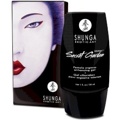Shunga Female Orgasm Cream Secret Garden